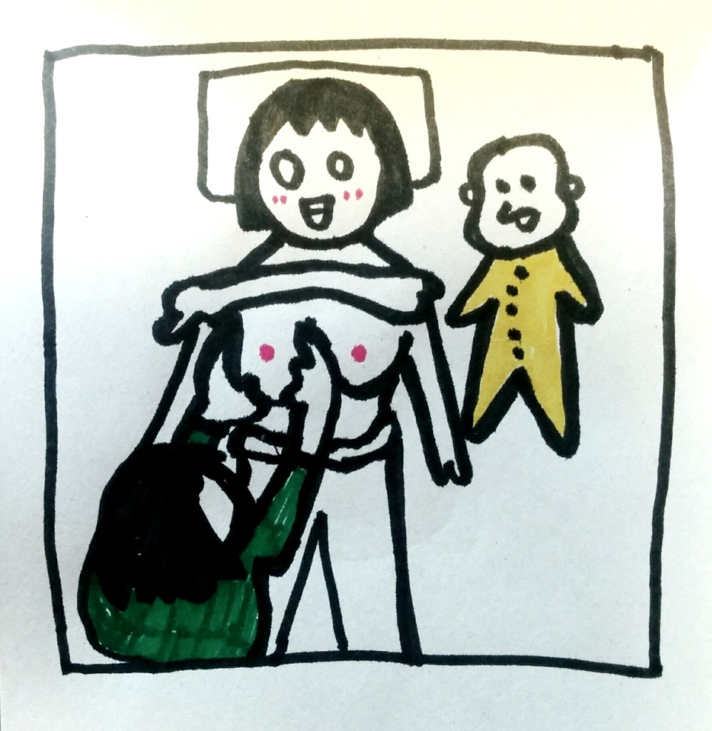 桶谷式おっぱい母乳マッサージ