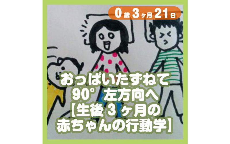0-03-21_おっぱいたずねて90°左方向へ【生後3ヶ月の赤ちゃんの行動学】_800