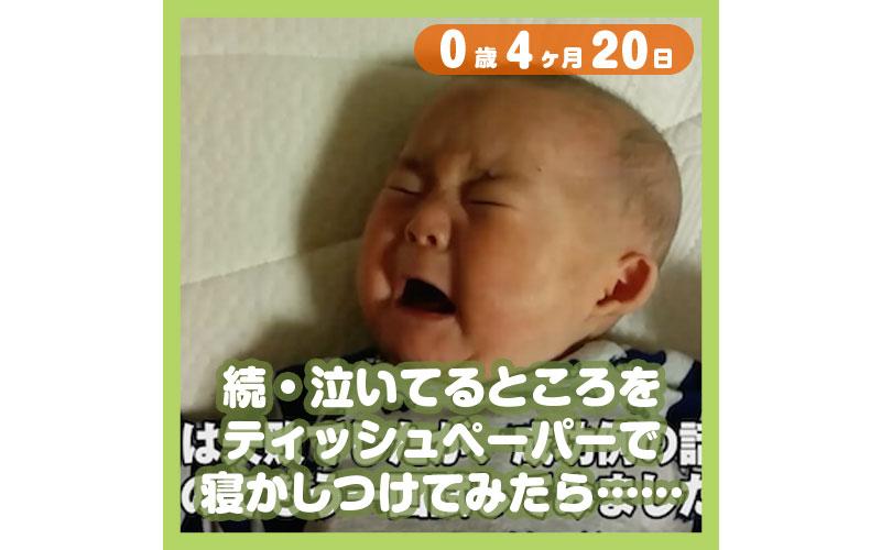 0-04-20_続・泣いてるところをティッシュペーパーで寝かしつけてみたら……_800