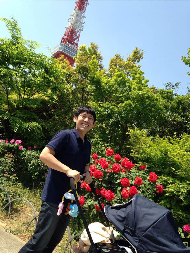 増上寺散歩