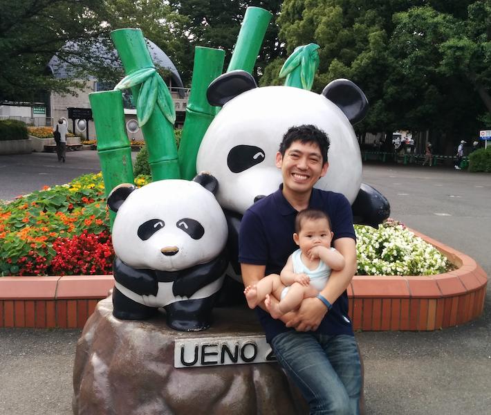 上野動物園,赤ちゃん,6ヶ月,6ヶ月,6か月,パンダ