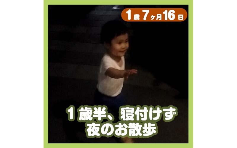 1歳7ヶ月16日t