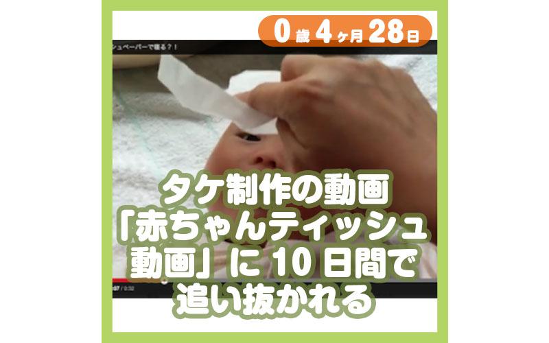 0-04-28_タケ制作の動画、「赤ちゃんティッシュ動画」に10日間で追い抜かれる_800