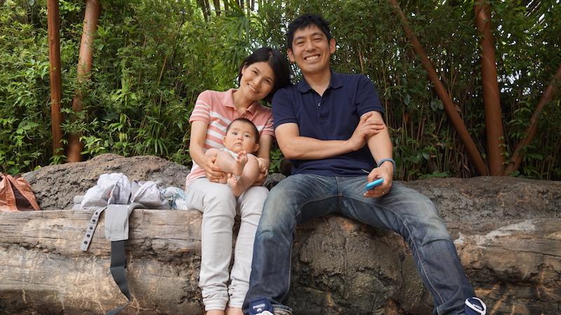 上野動物園,赤ちゃん,6ヶ月,7ヶ月,子ども,親子