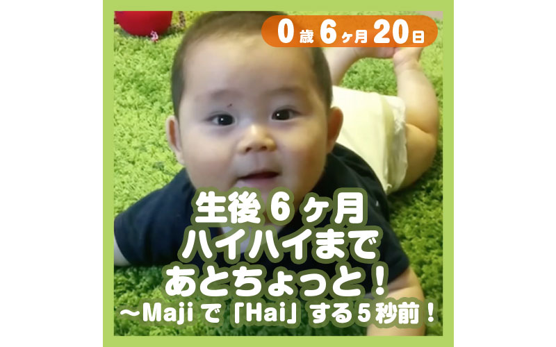 0-06-20_生後6ヶ月、ハイハイまであとちょっと!〜Majiで「Hai」する5秒前!_800