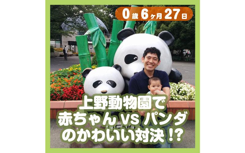 0-06-27_上野動物園で赤ちゃんVSパンダのかわいい対決!?_800