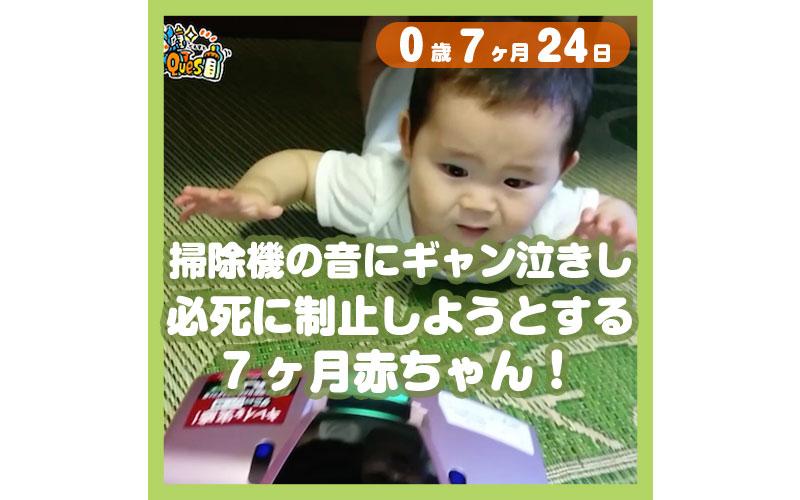 0-07-24_掃除機の音にギャン泣きし、必死に制止しようとする7ヶ月赤ちゃん!_800