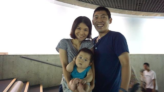 葛西臨海水族館,親子,赤ちゃん