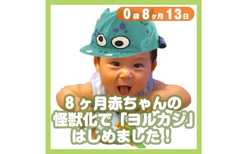 0-08-13_8ヶ月赤ちゃんの怪獣化で、「ヨルカジ」はじめました!_800