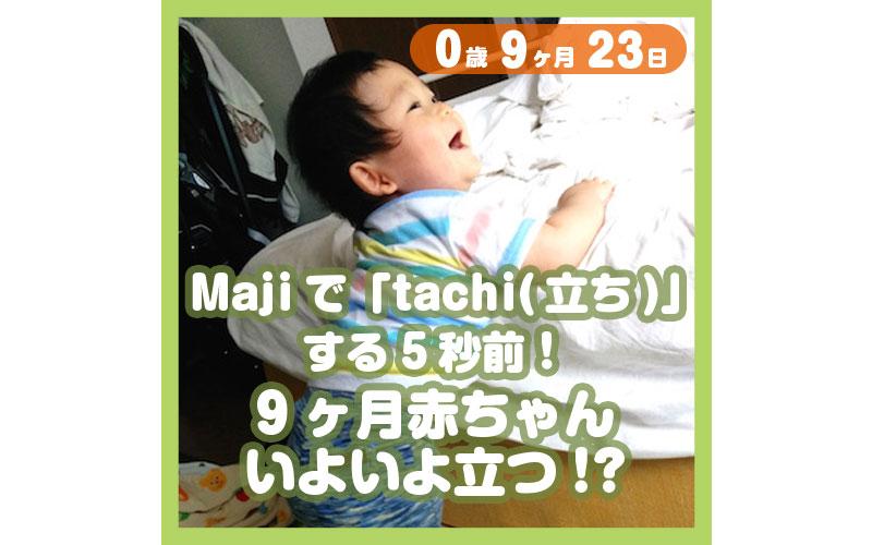 0-09-23_Majiで「tachi(立ち)」する5秒前!9ヶ月赤ちゃん、いよいよ立つ!?_800