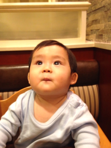 10ヶ月赤ちゃん泣き顔3