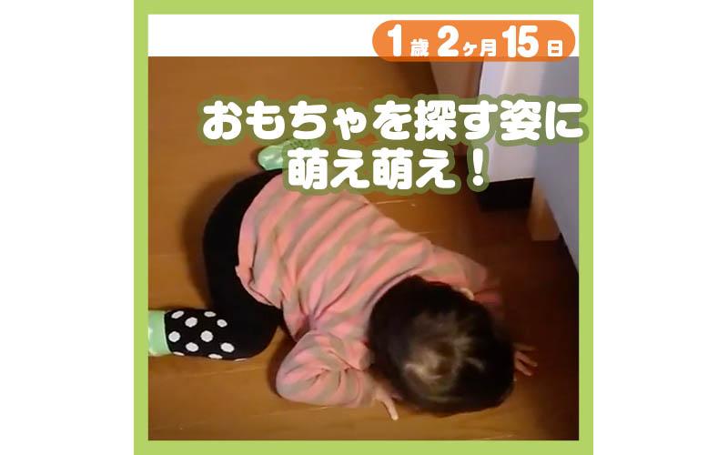 1歳2ヶ月15日