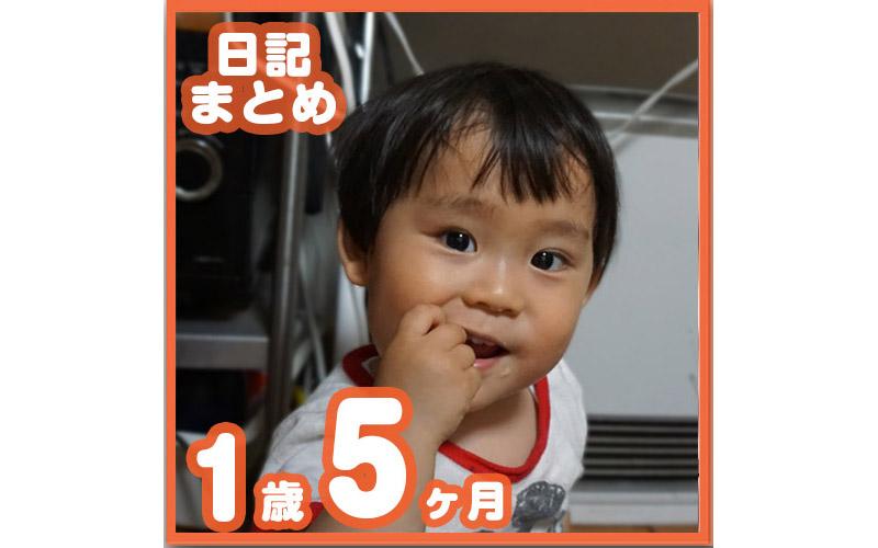 まとめ1歳5ヶ月l2