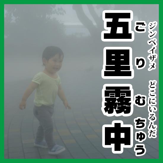 17五里霧中